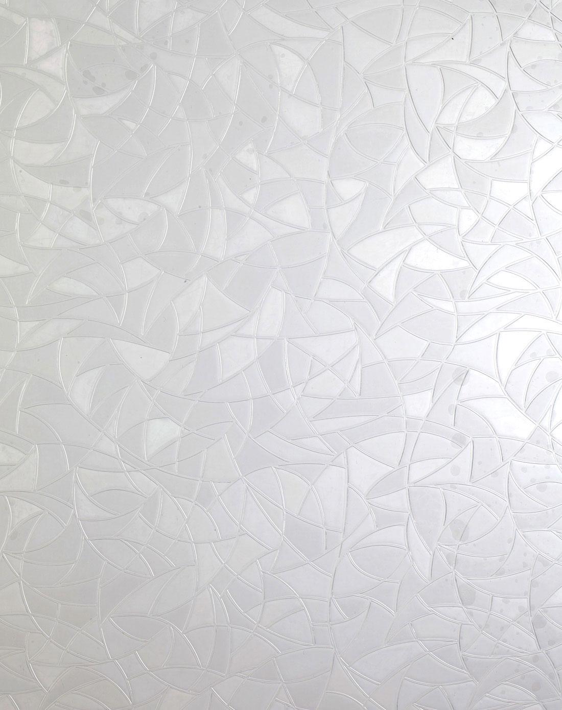 3d镭射花纹静电玻璃贴45cm*2m