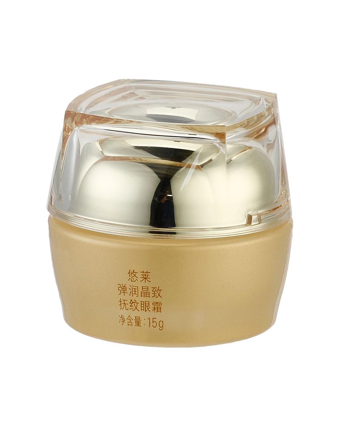 资生堂shiseido化妆品专场-悠莱 弹润晶致抚纹眼霜 15g