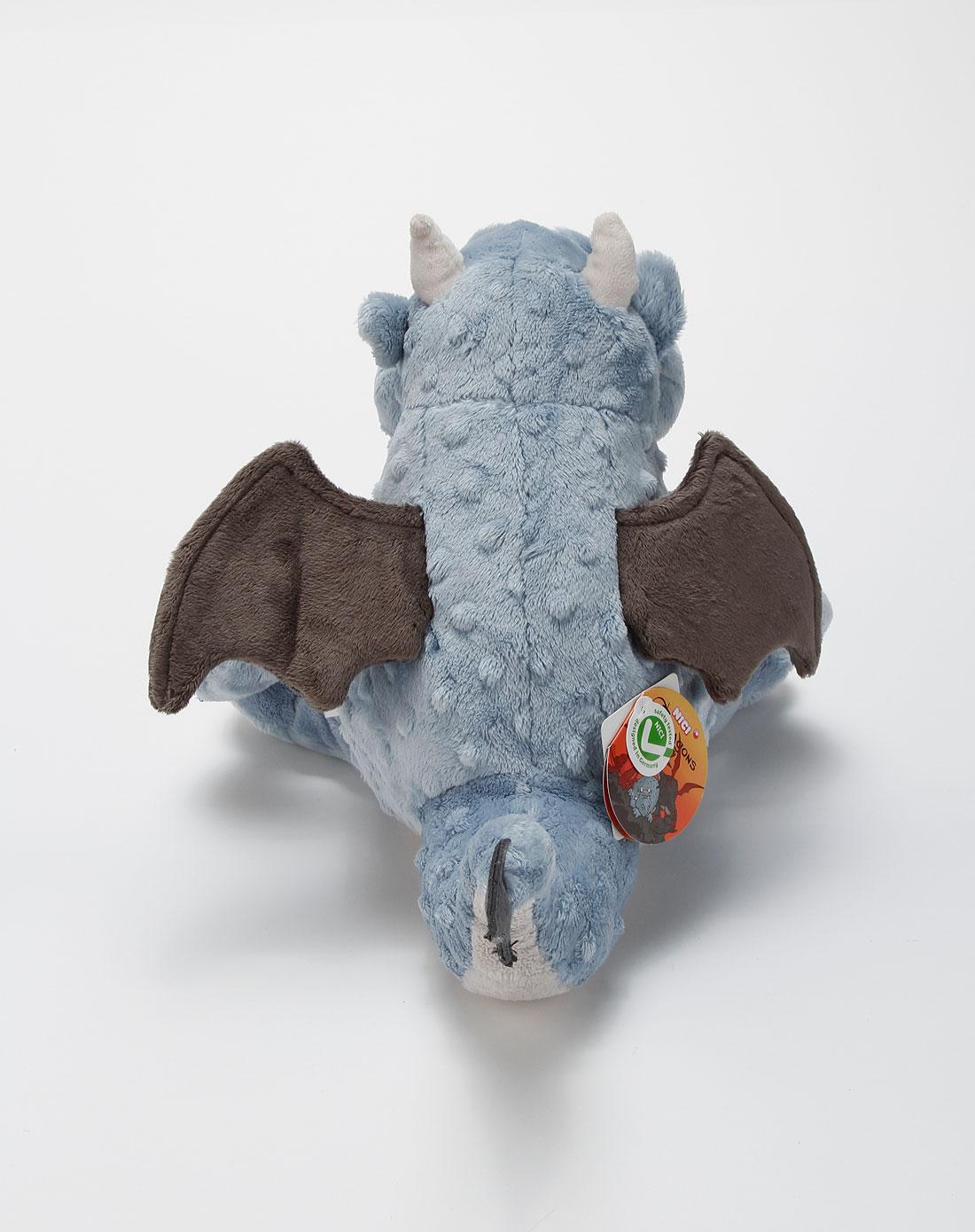 nici蓝色恐龙公仔