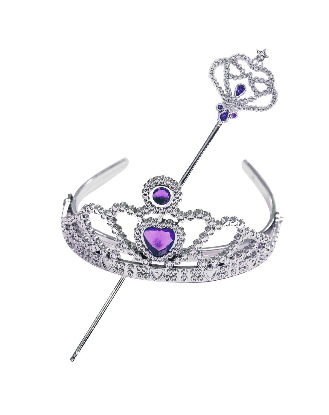 苏菲亚小公主皇冠手杖套装