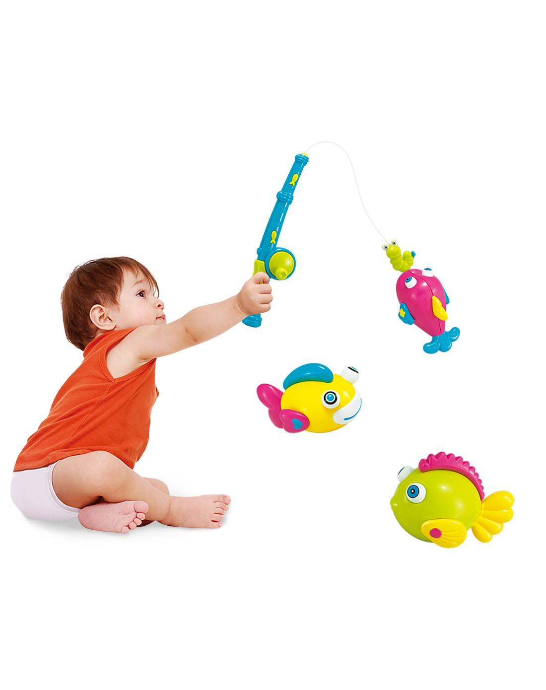 婴幼儿玩具专场 > 宝宝超萌磁性钓鱼玩具