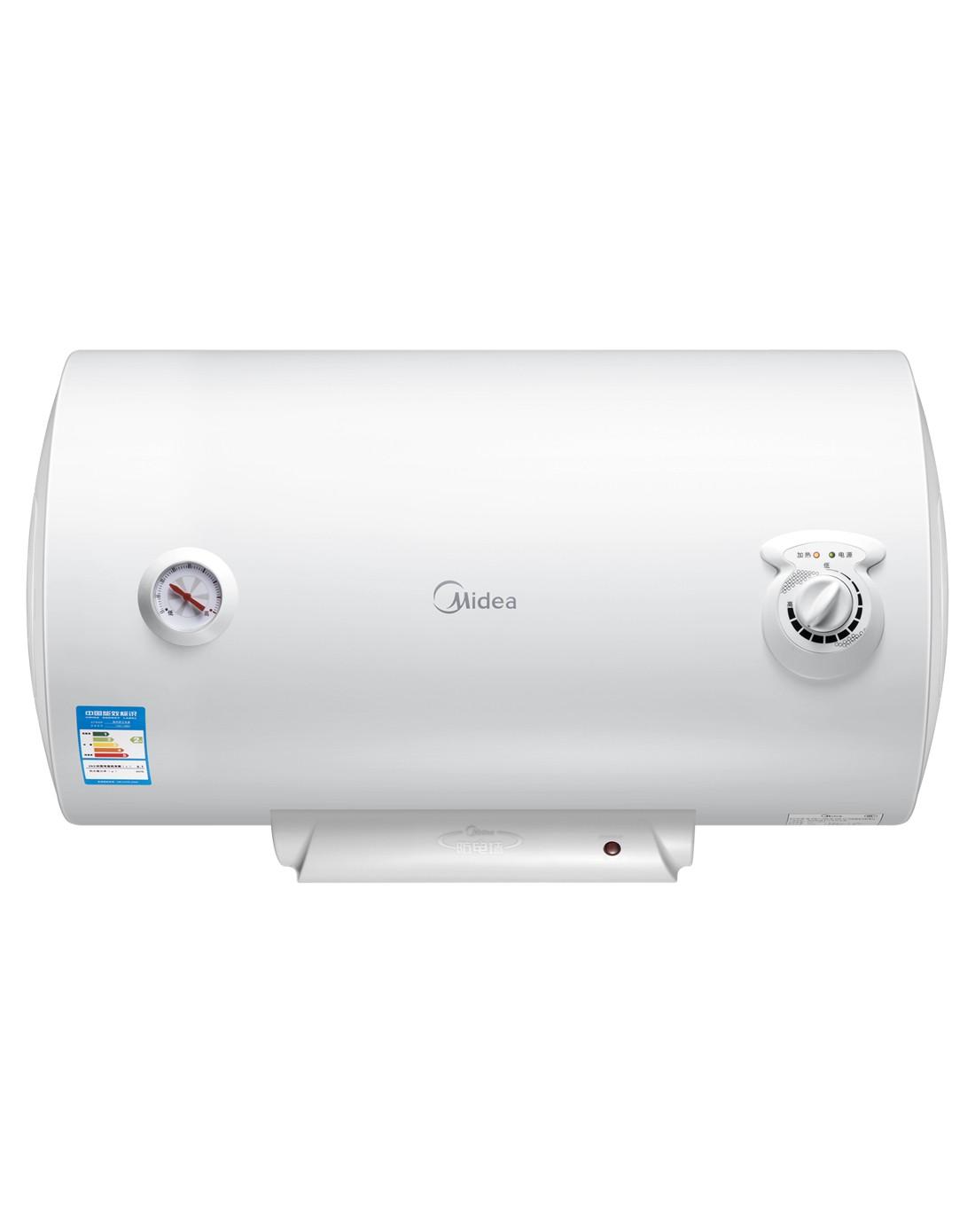> 热水器50储水式洗澡