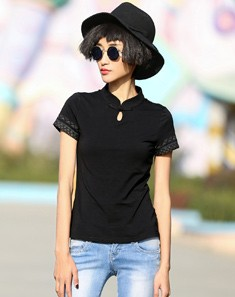 裂帛t恤女短袖
