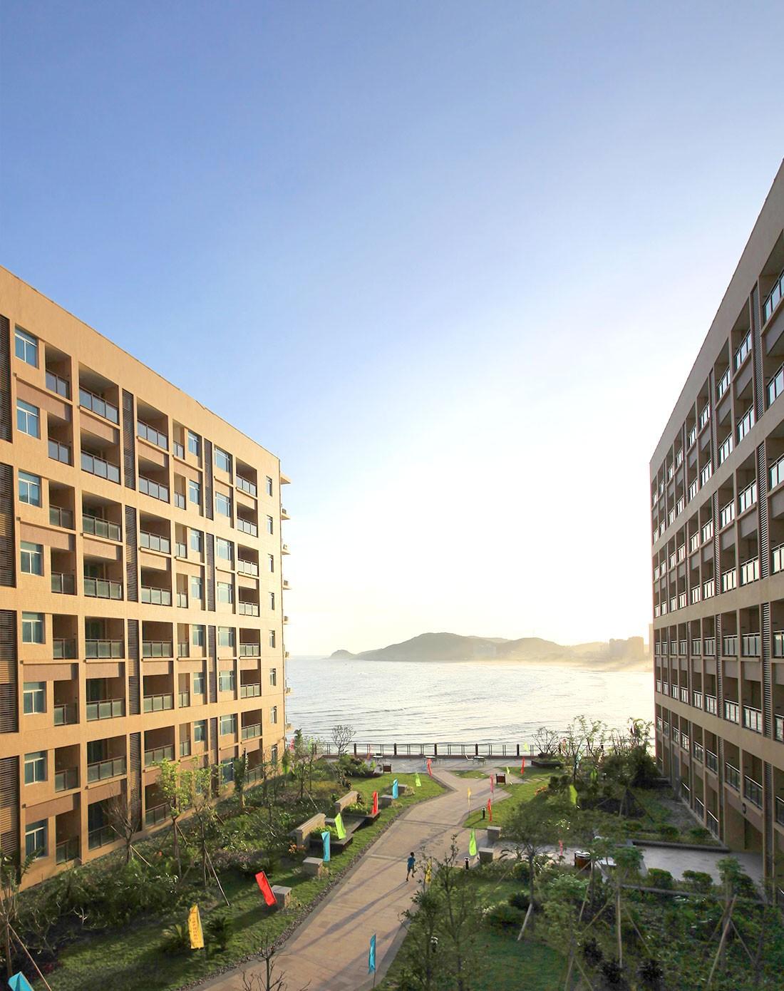 4月25日阳江海陵岛山海湾假日酒店2天24也沙滩自由行套餐