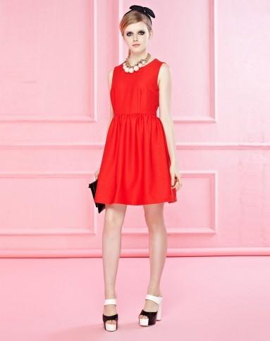 小清新礼服设计图