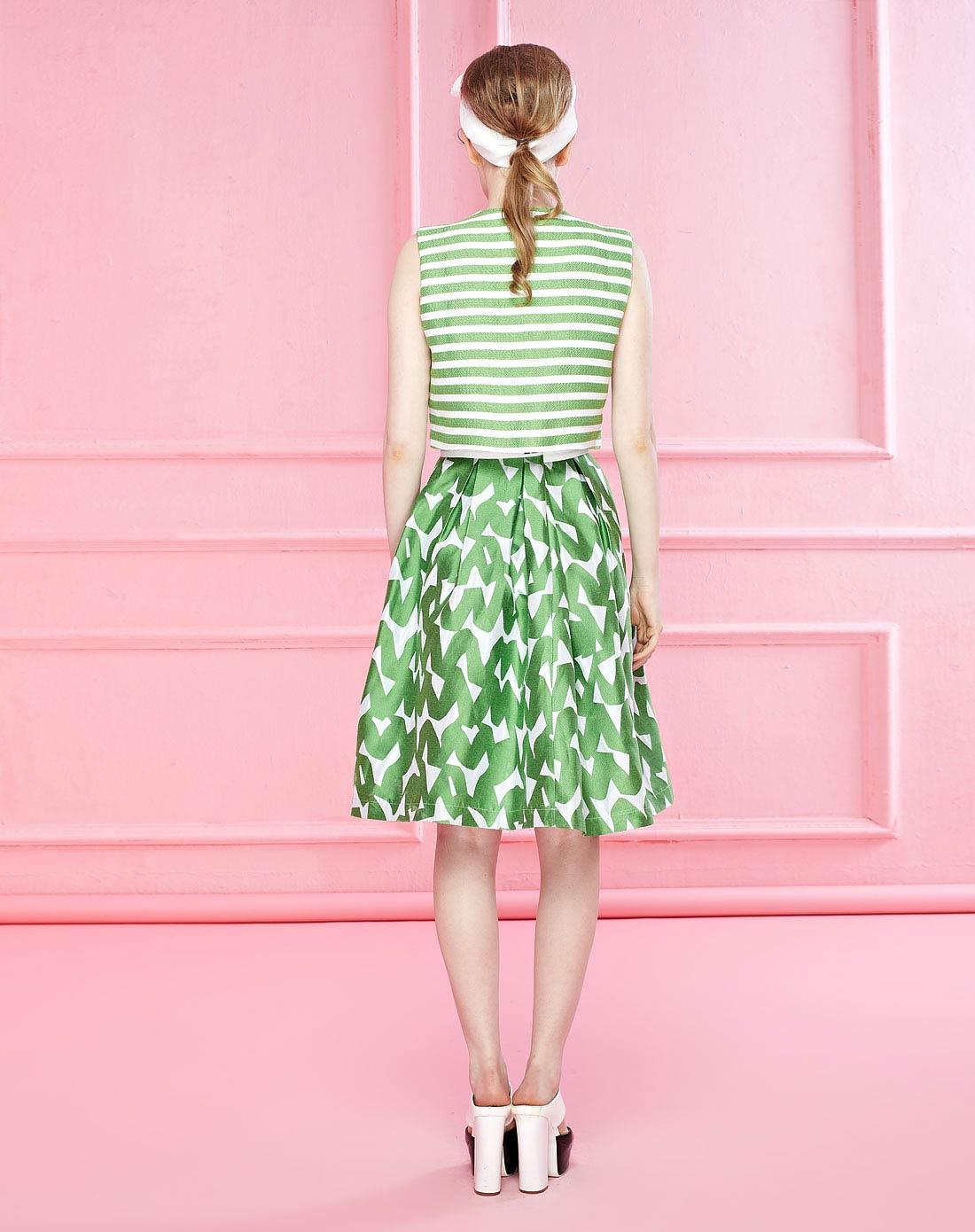 可爱连衣裙小清新