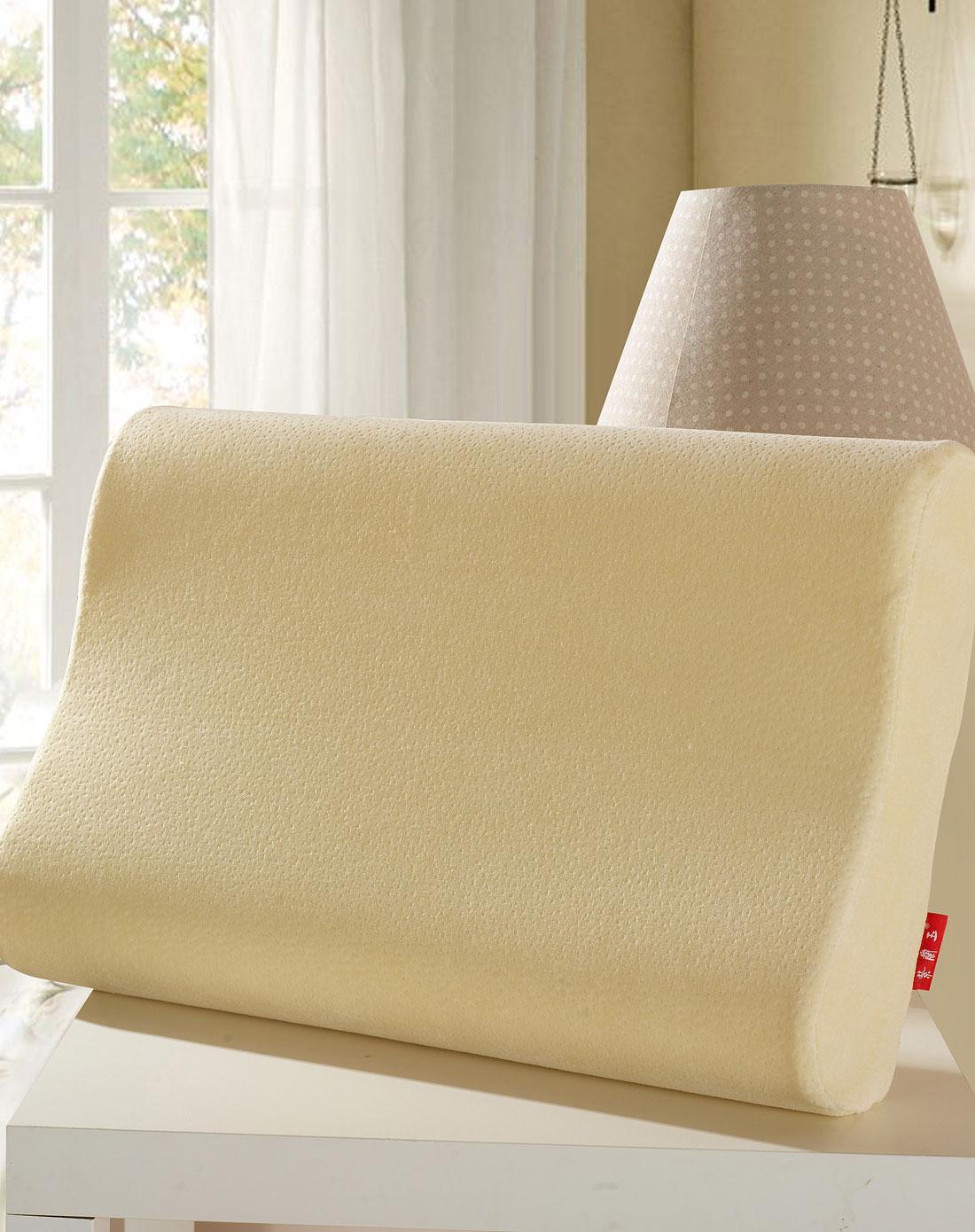 慢回弹太空棉的成分是什么 康维尔 记忆枕 慢回弹 颈椎保健枕图片