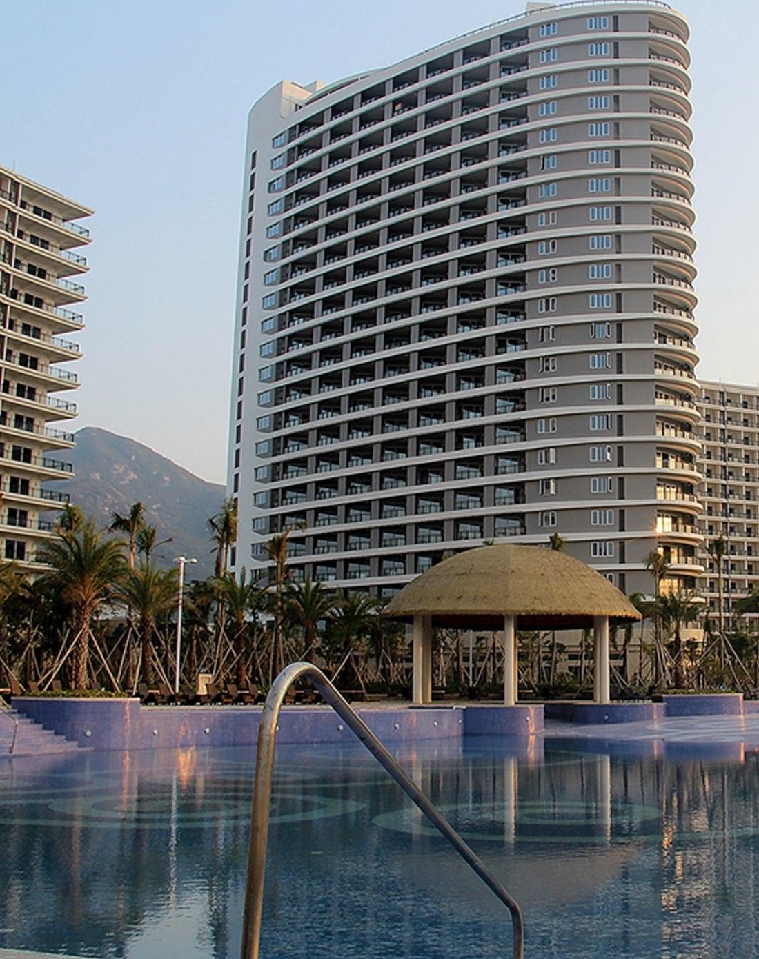2015年5月23日惠州巽寮湾海公园爱度度假酒店 标准双人房1间