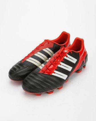 阿迪达斯adidas黑色个性足球鞋g40969