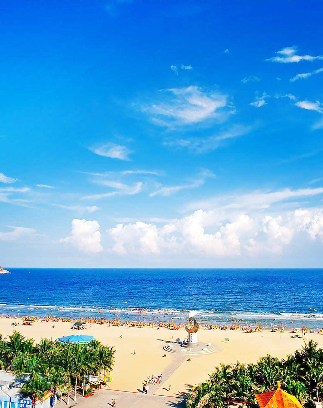 6月30日阳江海陵岛闸坡海韵戴斯度假酒店双人2天1夜大角湾欢乐游(预约
