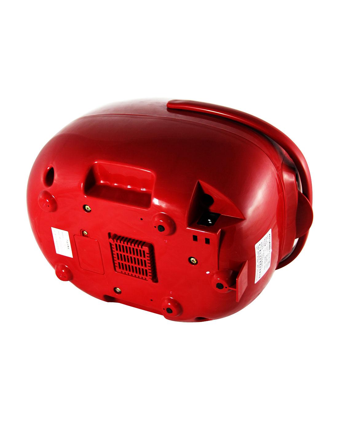 爱仕达asd电器专场-红色电压力锅4l