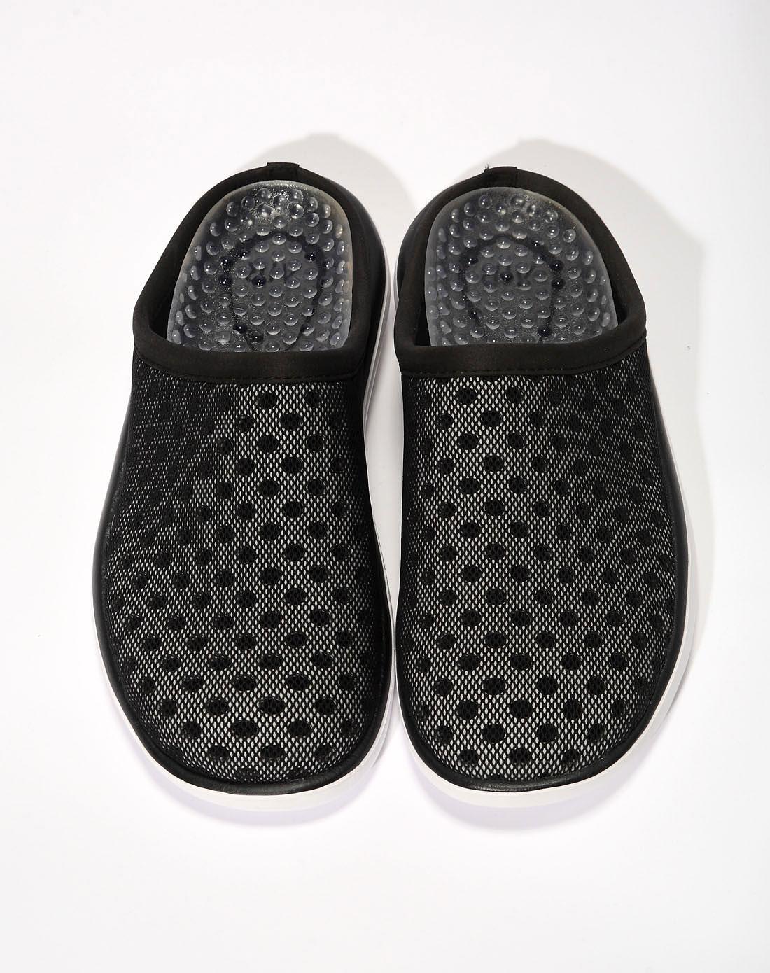 耐克nike-男子黑色复古鞋441377-003