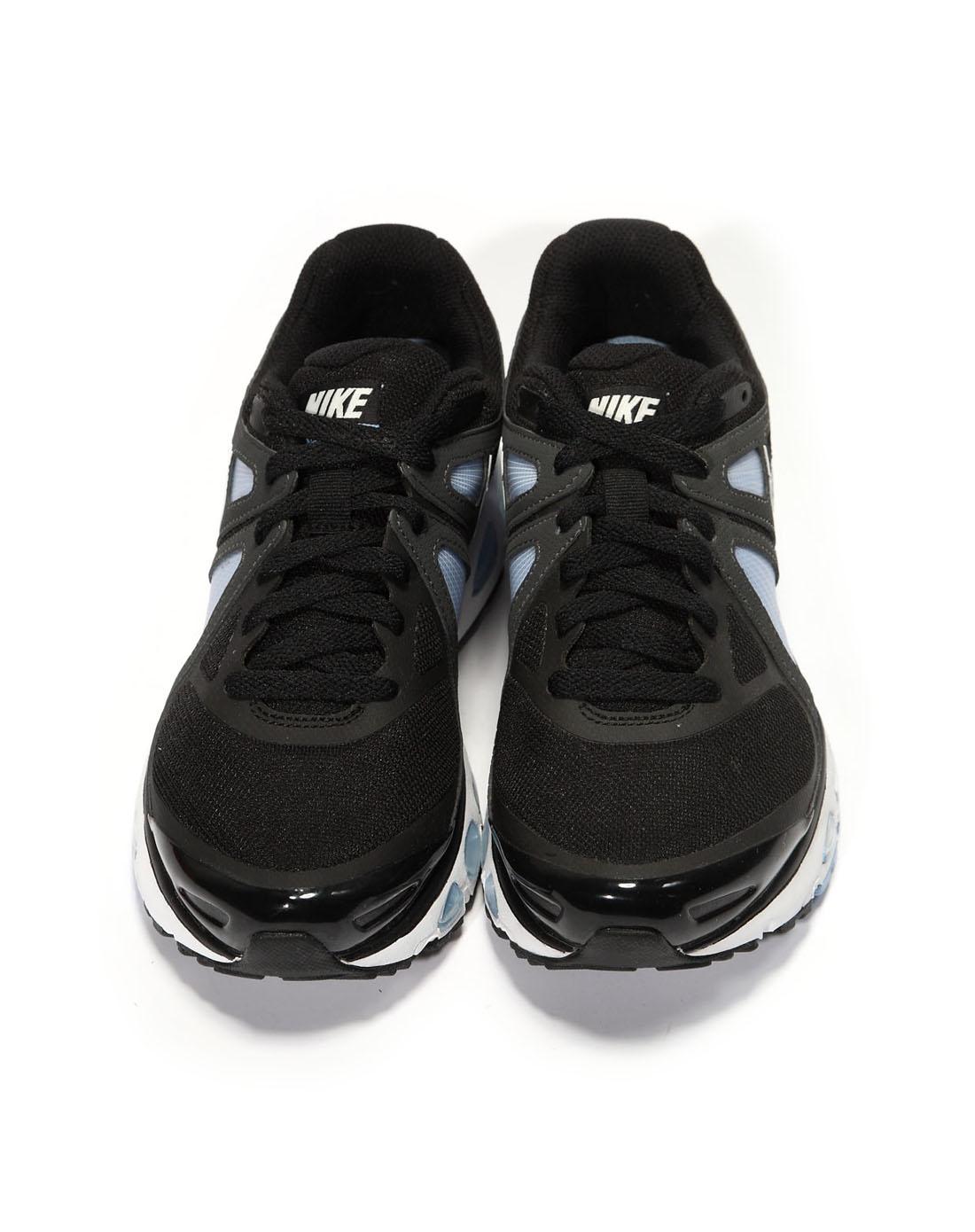 耐克nike女子黑色跑步鞋453975-009