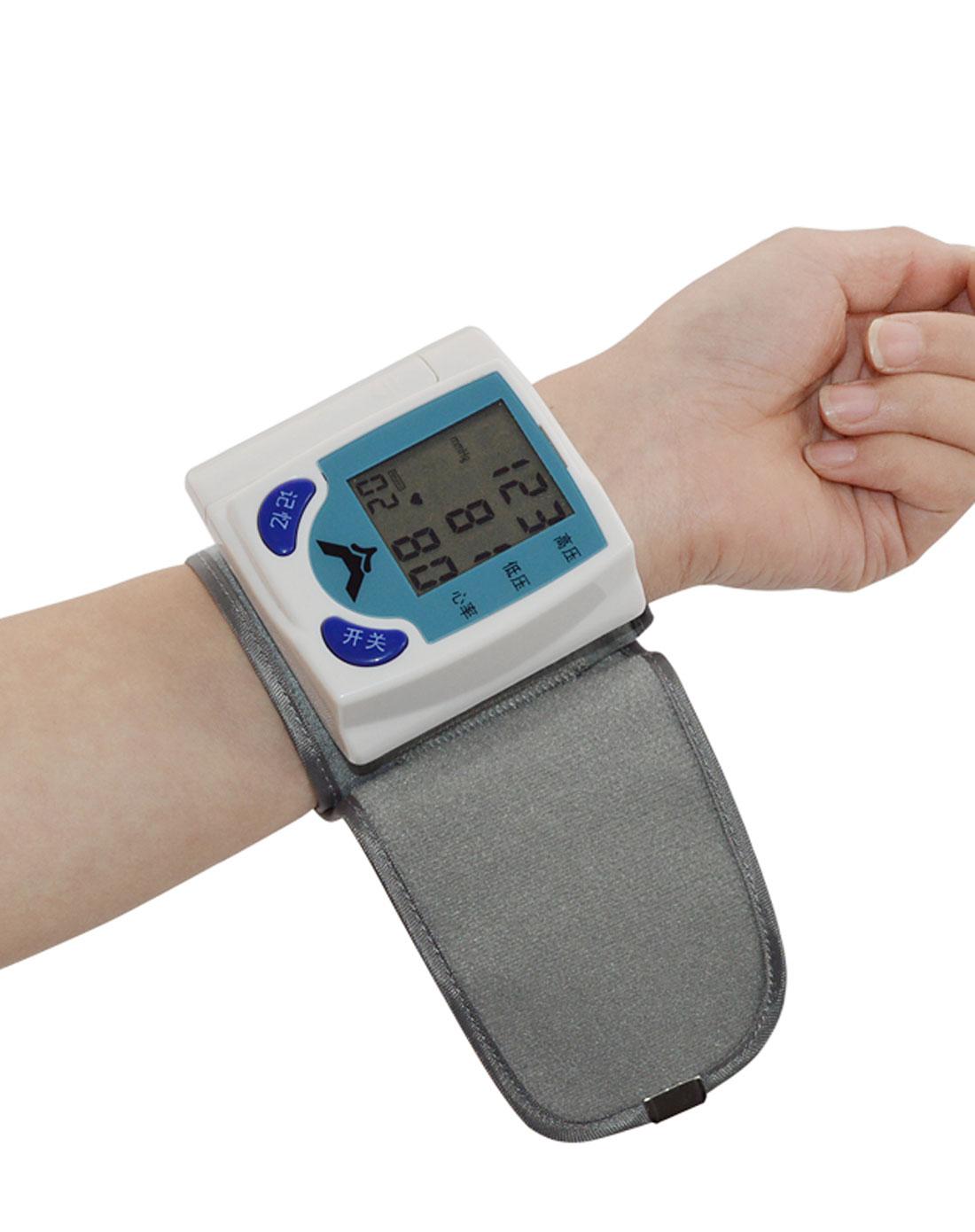 自动手腕式血压计图片