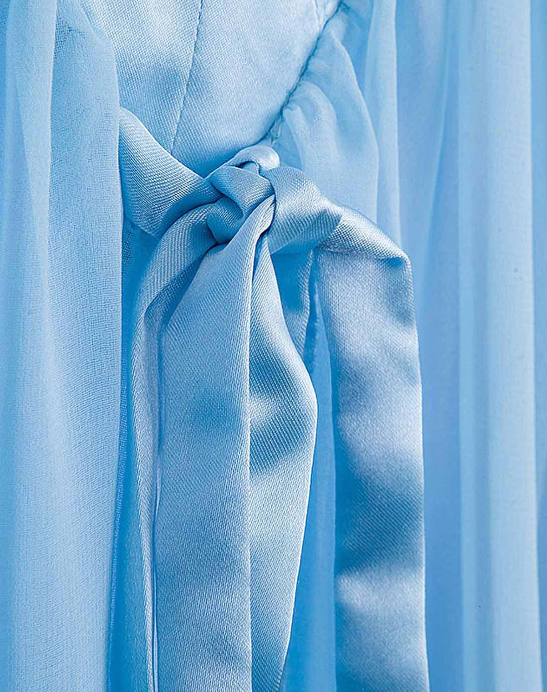 蓝色布艺贴图素材