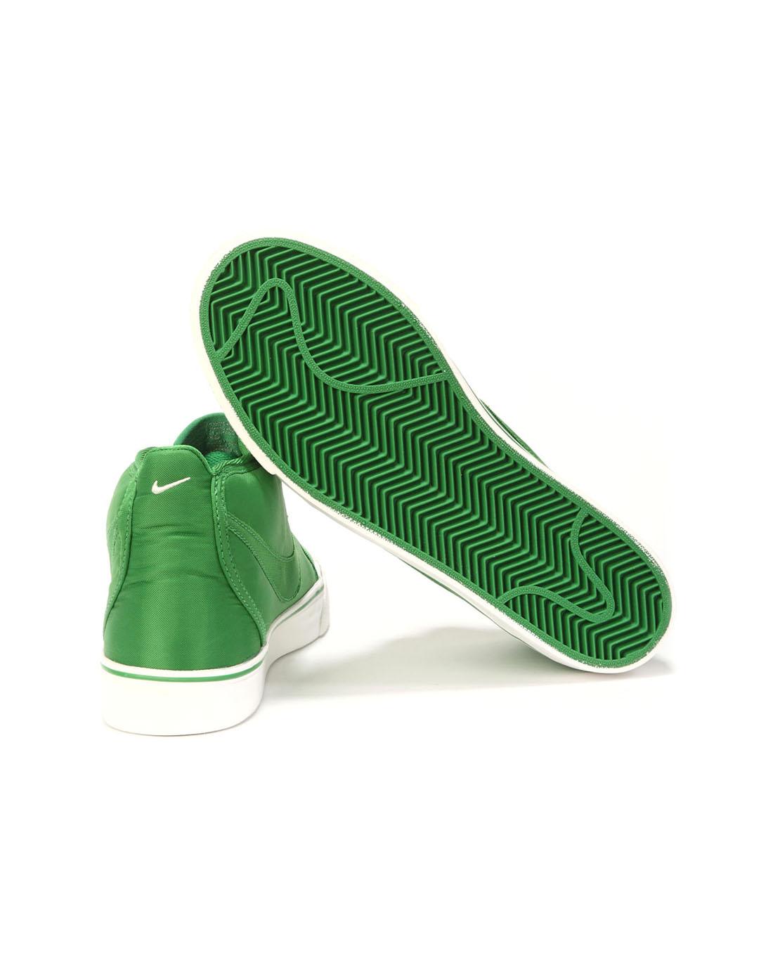 耐克nike-男子绿色复古鞋385444-300