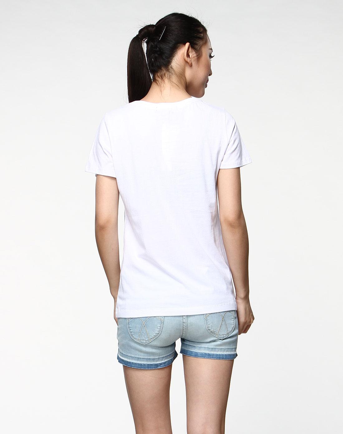 珠莓印图短袖t恤21
