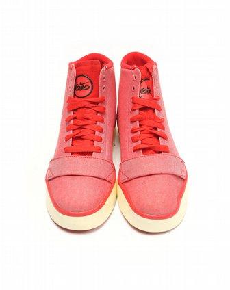 耐克nike-女子红色复古鞋415219-602