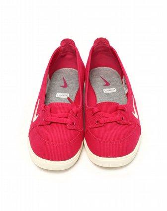 耐克nike-女子红色复古鞋443572-600