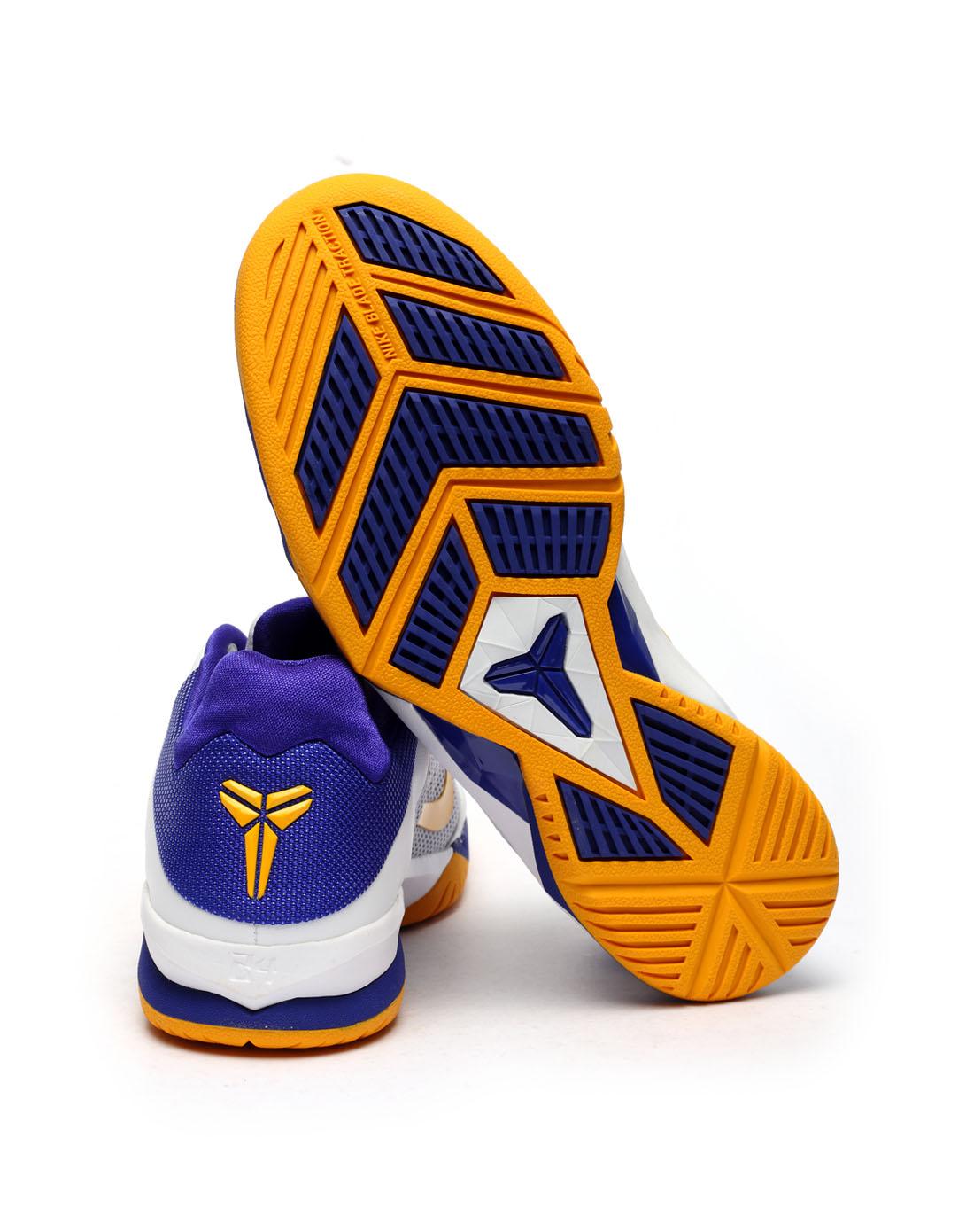 耐克nike-男子白色篮球鞋487787-102