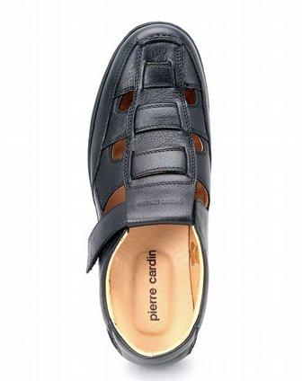 cardin-黑色凉鞋p1beh5122a00