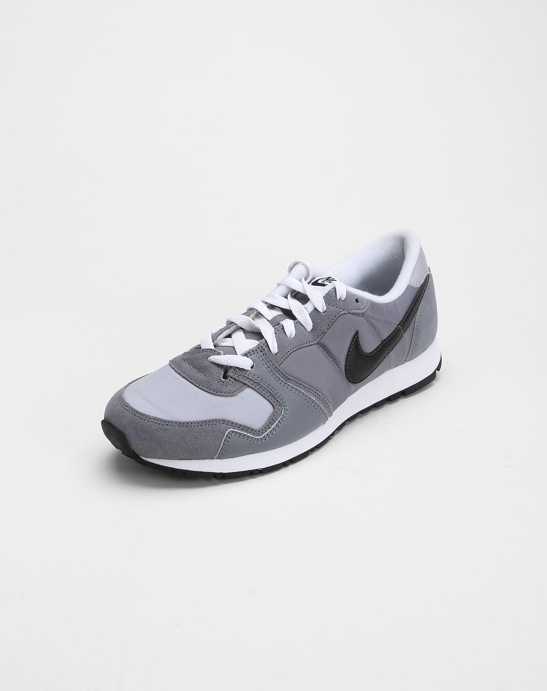 耐克nike-男款轻质舒适简约灰色休闲鞋429627-090