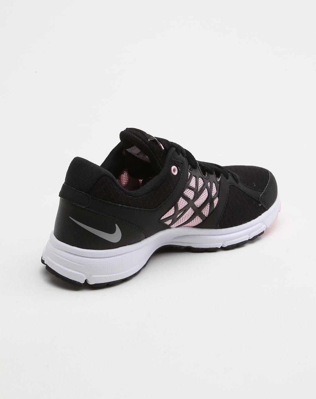 耐克nike-女款网面轻质个性黑色运动鞋512084-006