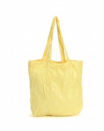 黄色动物造型购物袋