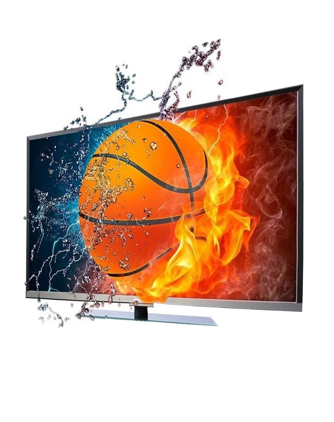 32寸高清网路智能3dled电视机(黑色)