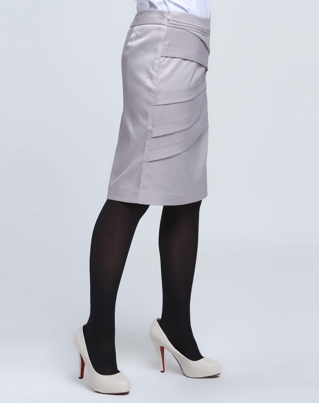 长裤改短裙的步骤图