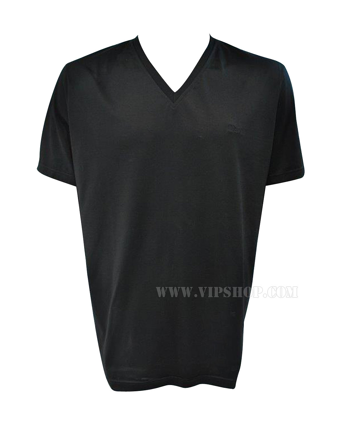 dior 男士黑色短袖t恤