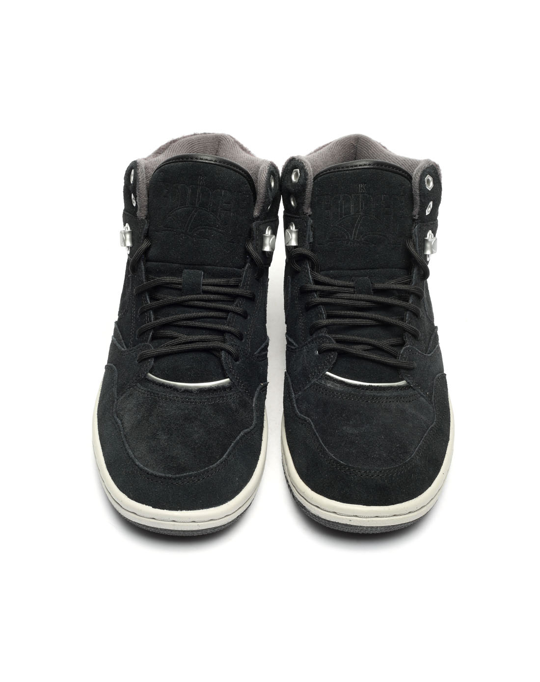 耐克nike-男子黑色复古鞋472697-001