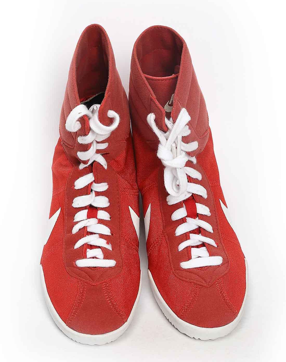 耐克nike-女子红色复古鞋429887-600