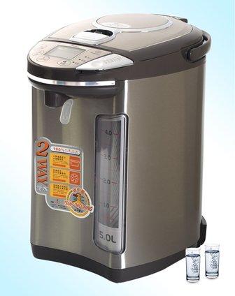 保温电水壶家用商用电热水瓶5l