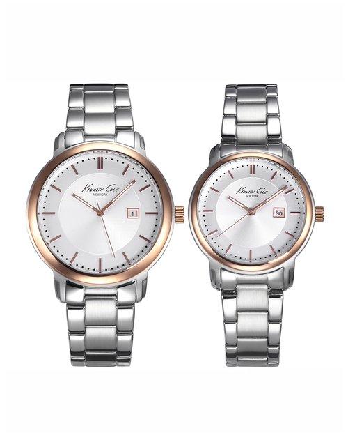 KC 对表经典复古钢带石英手表怎么样,好不好