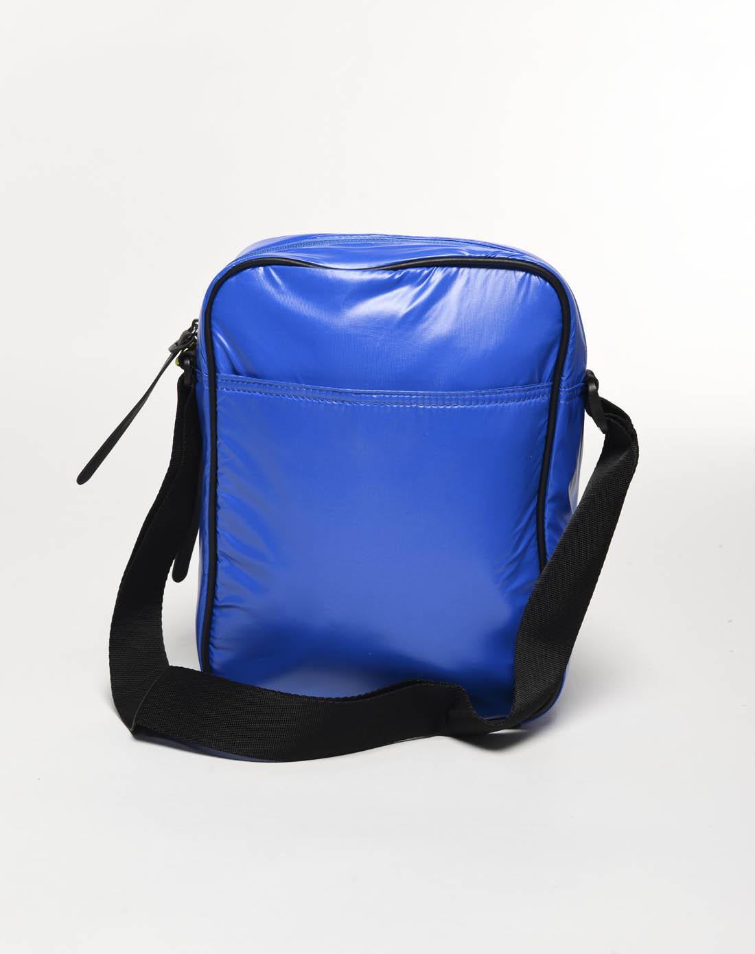 阿迪达斯adidas男子蓝色小肩包z26996
