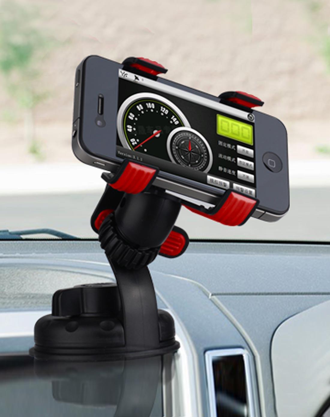 威卡司vacarx 车载充电器 导航/手机固定夹