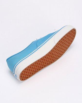 范斯vans男女女款蓝色休闲帆布鞋vn-0kum4he