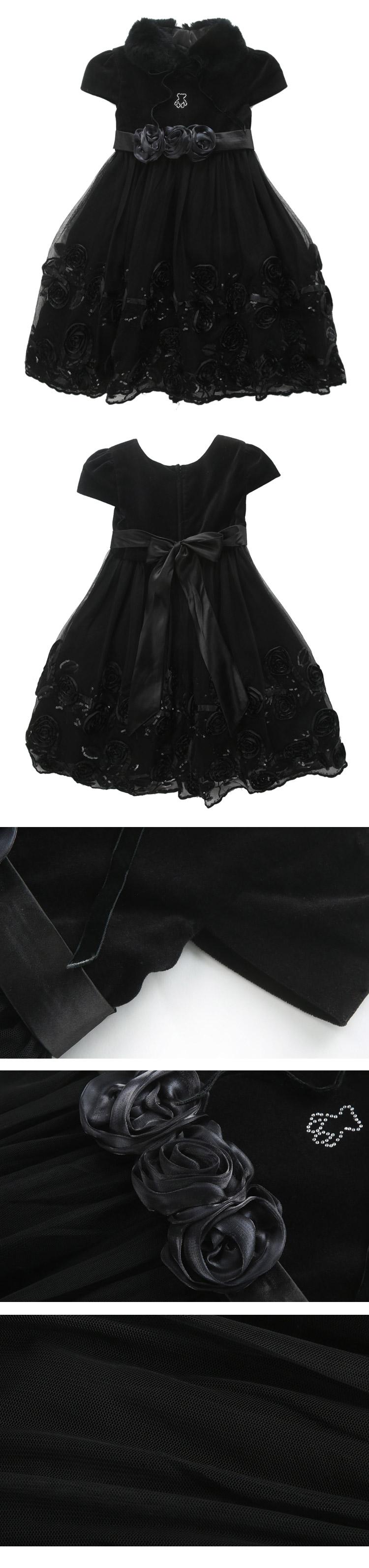 礼服款式图正背面手绘