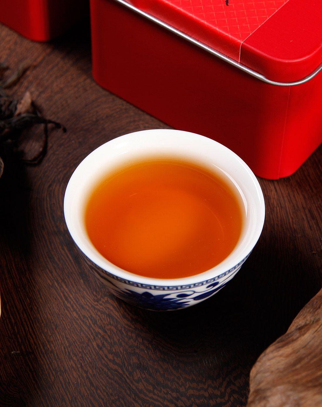 茶香中国年(墨彩)大红袍150g(18泡)a340642