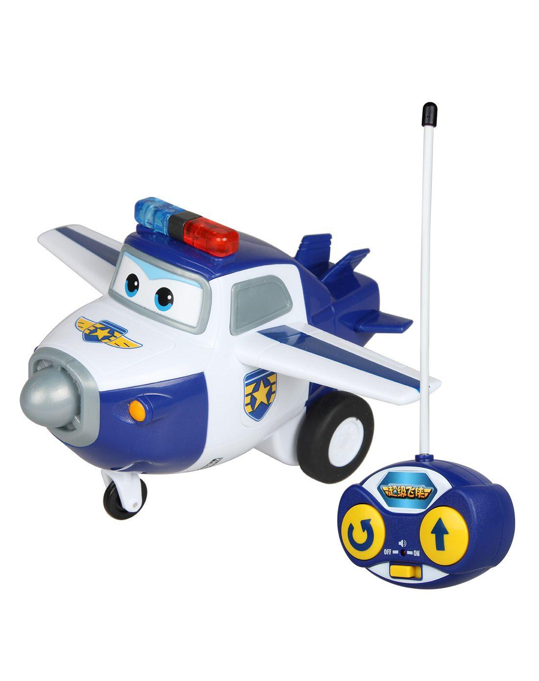 奥迪双钻auldey玩具专场遥控滑行飞机—包警长710750