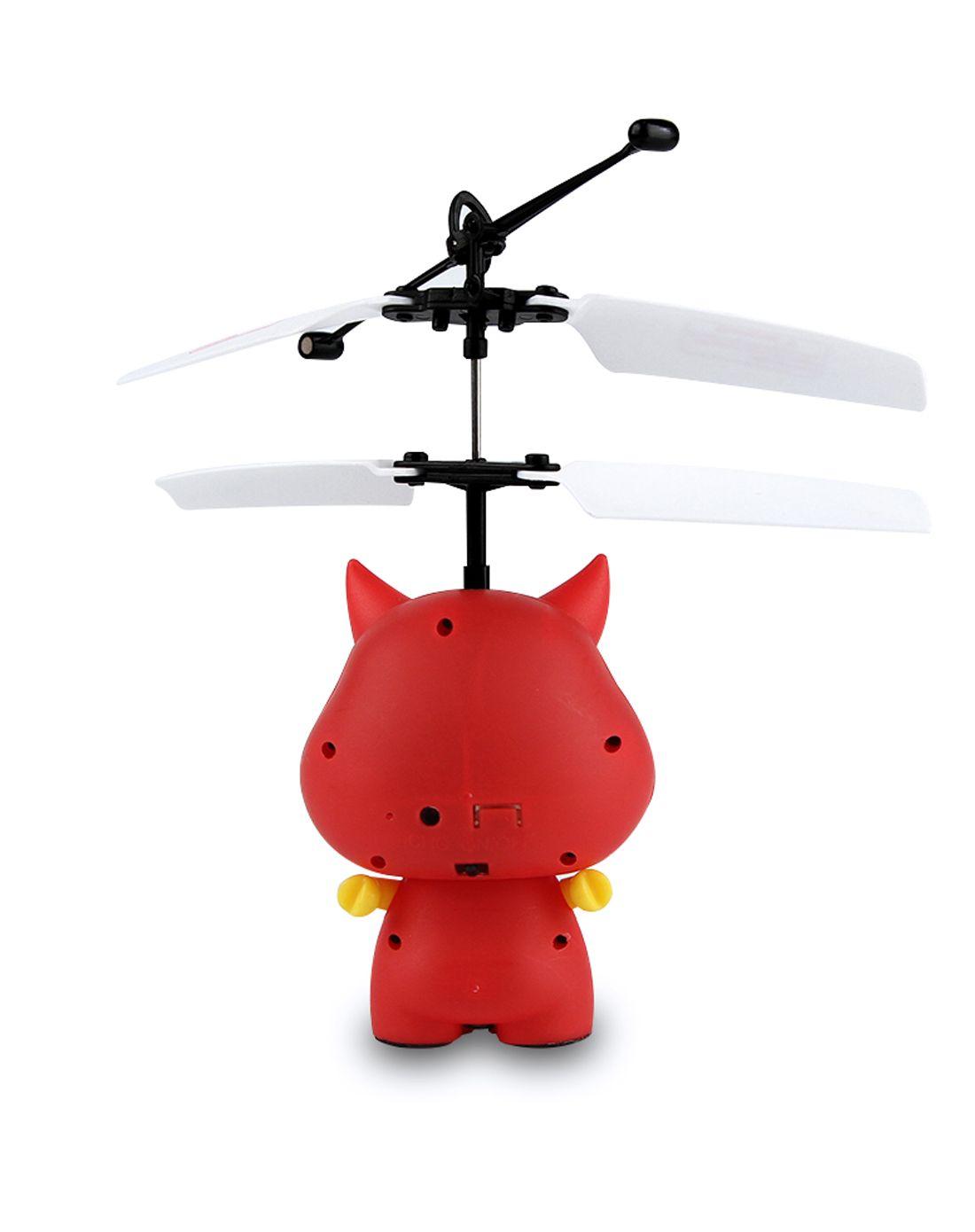 精选时尚玩具专场声控遥控感应迷你电动飞行器f52960