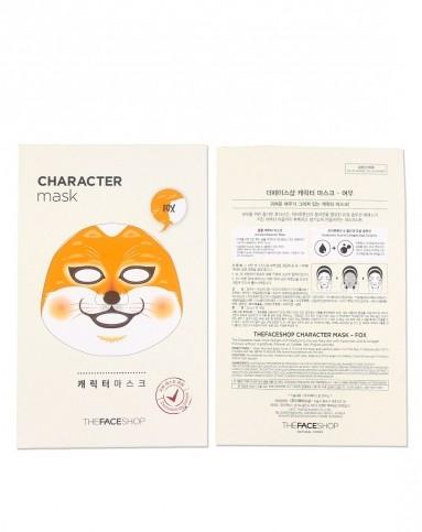 韩国the faceshop动物面膜专场菲诗小铺 卡通面膜  10
