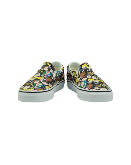 vans 范斯 x 史努比 中性板鞋