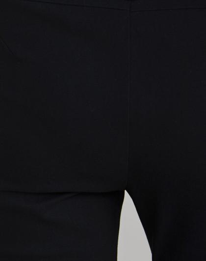 黑色商务休闲铅笔裤