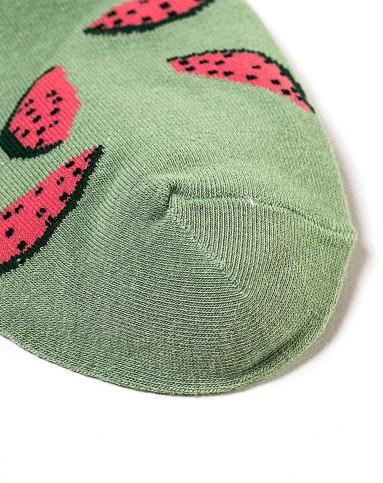 西瓜系列女士棉袜m-222