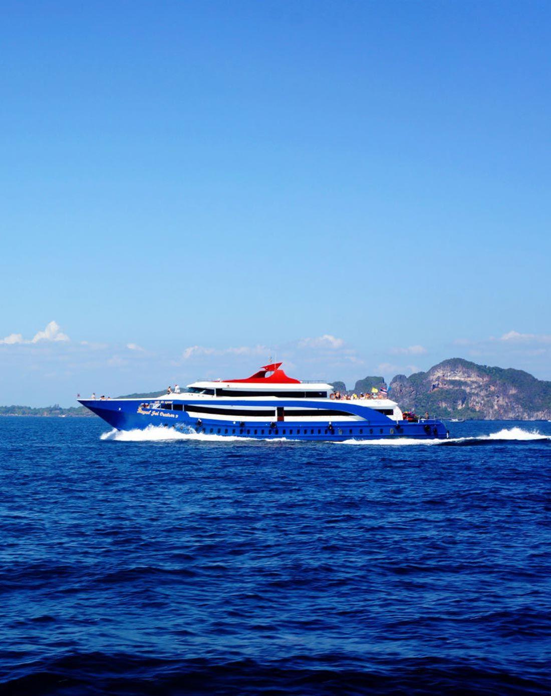 旅行专场10022803泰国pp岛-蛋岛一日游(含往返大船