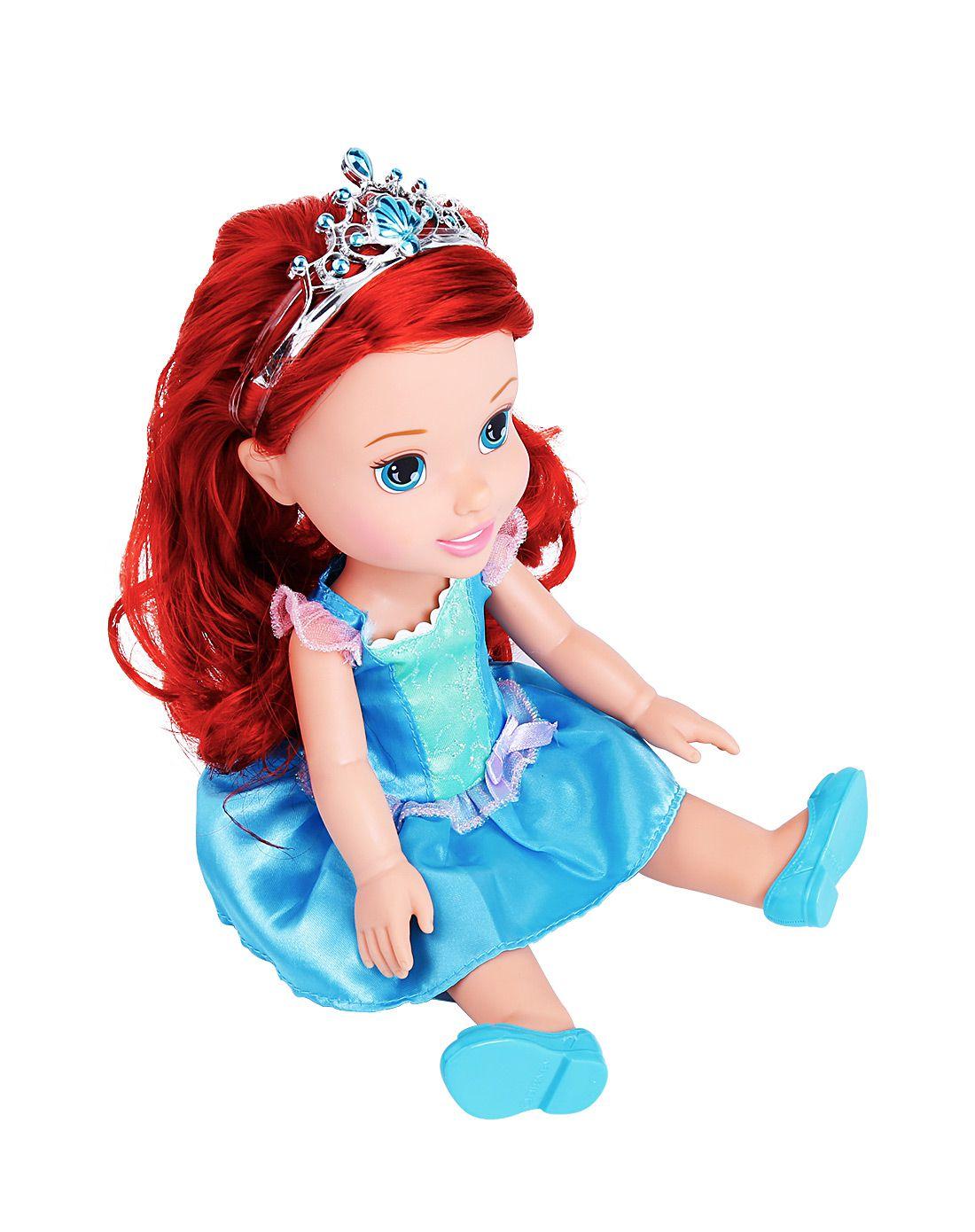 公主爱粉妆&王子diy玩具专场(混合)爱丽儿小公主娃娃