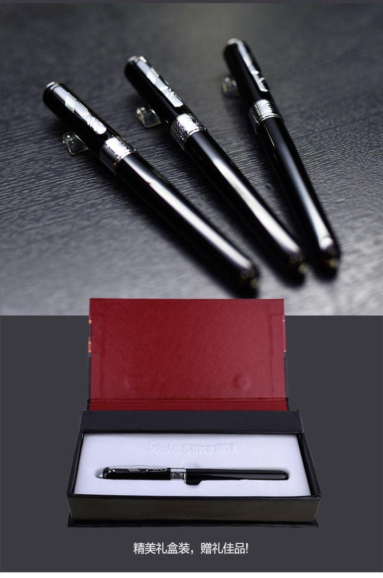 duke 博士后黑色宝珠笔图片