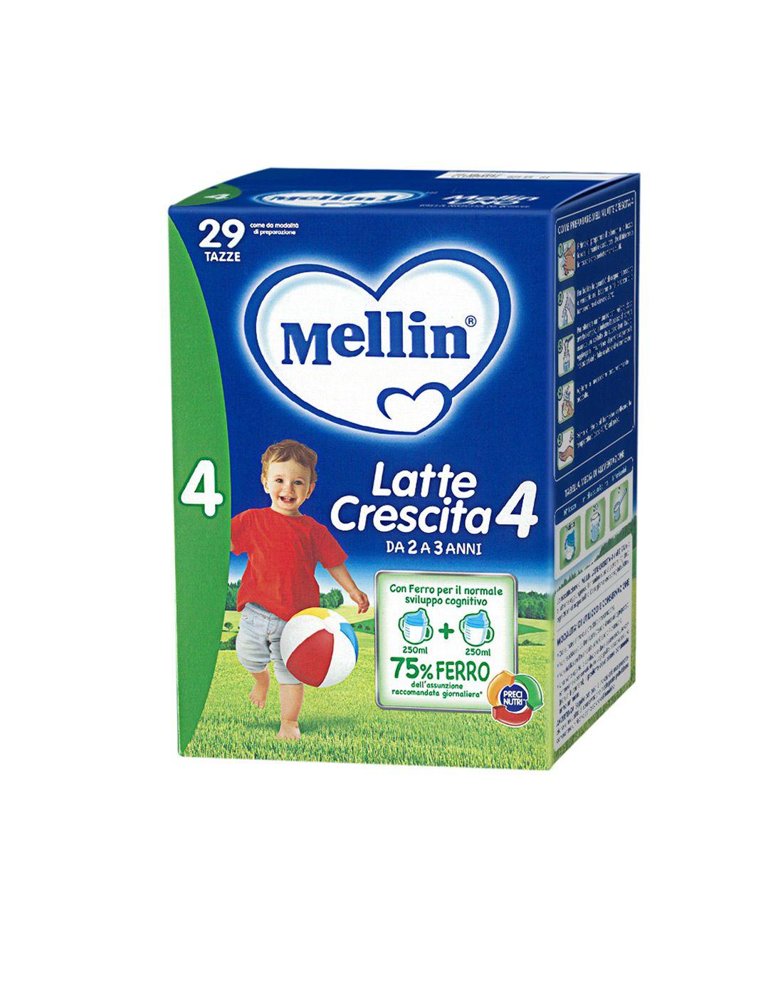 意大利美林mellin婴儿奶粉4段 800g图片